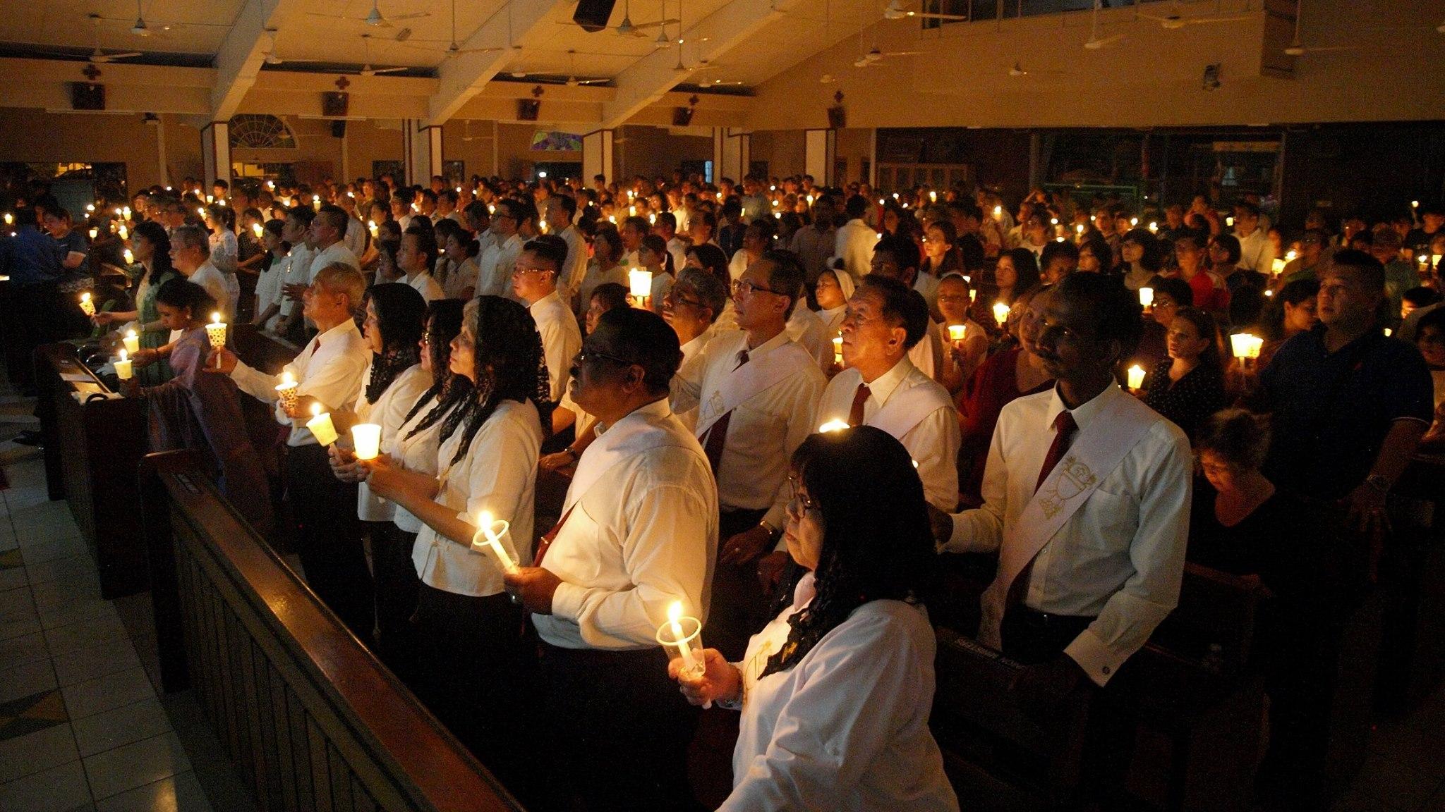 2017 Easter Vigil