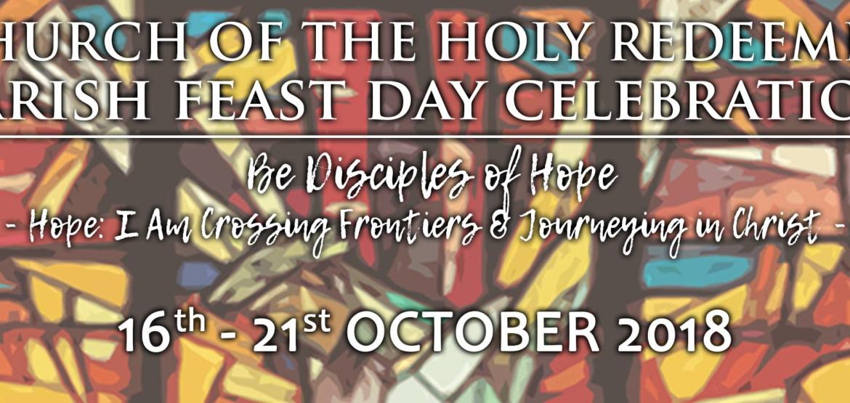 2018 Parish Feast Day