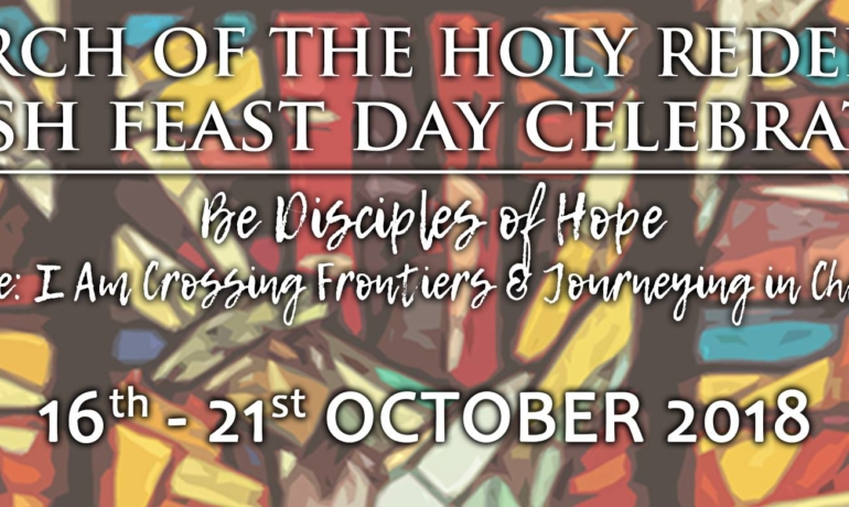2018 Parish Feast Day